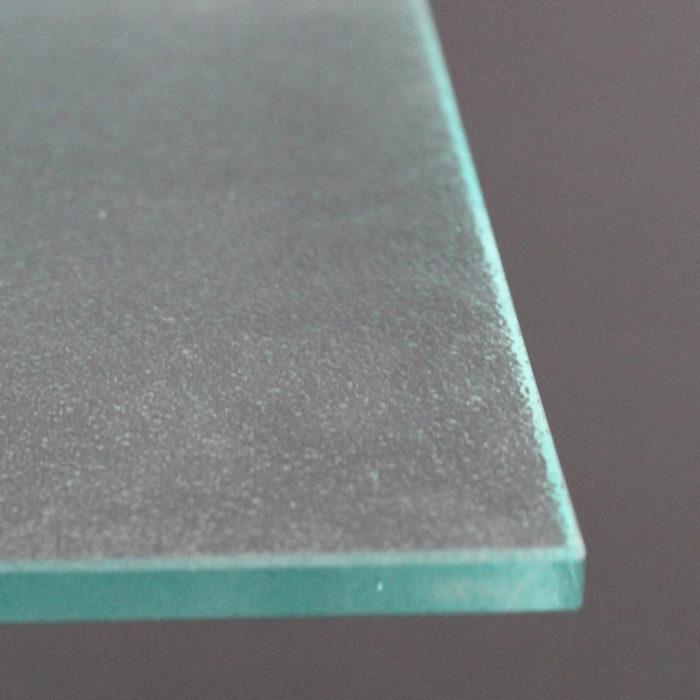 Glas brute 10 mm