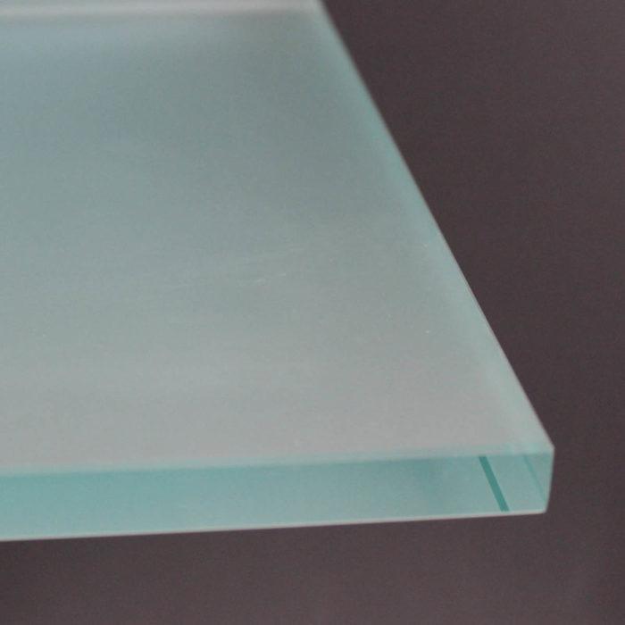 Glas geëtst 15 mm