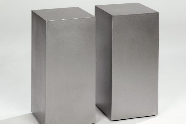 cubo-zuil (rvs)